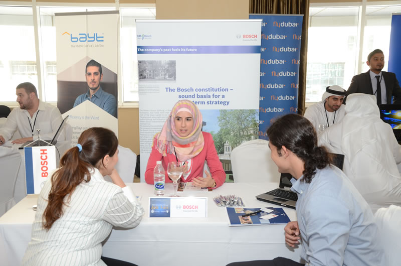 Career Fair University Of Dubai