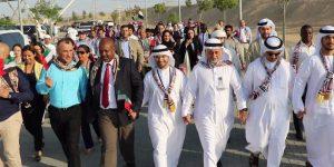 Marching - University of Dubai
