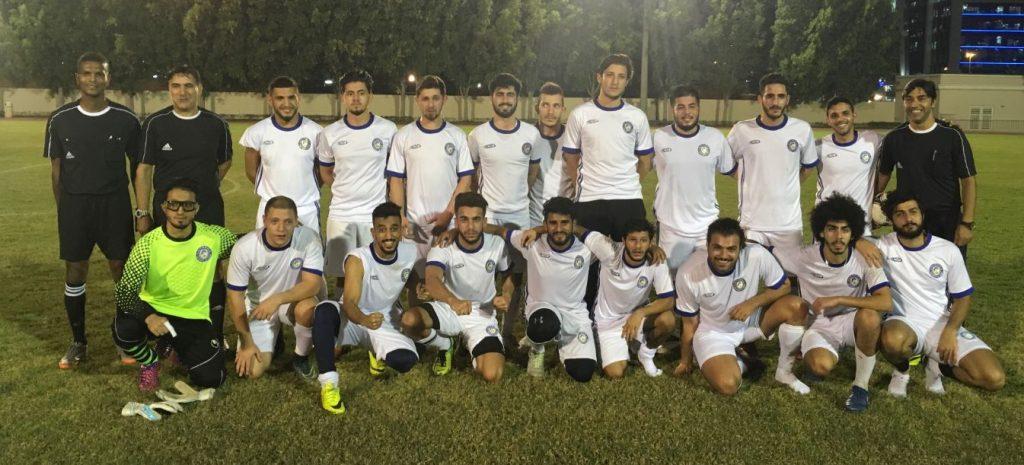 University of Dubai - Football Team 2017