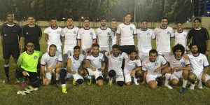 University of Dubai - Football Team 2017