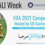 UD - TAU: Gaming Night (FIFA 21)