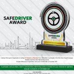 Safe Driver Award